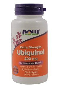Ubichinol 200mg 60 kaps. - suplement diety