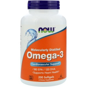 OMEGA 3  200kaps. - suplement diety