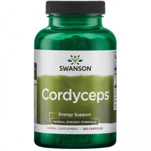 CORDYCEPS 600mg/120kaps - suplement diety