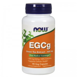 EGCG Green Tea Extract 90kaps - suplement diety