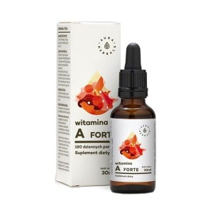 Witamina A Forte krople 30Ml - suplement diety