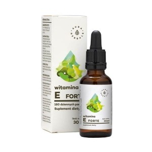 Witamina E Forte 30Ml - suplement diety