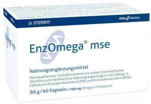 EnzOmega MSE Dr Enzmann - suplement diety