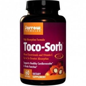 Toco-Sorb Tokotrienole 60caps - suplement diety