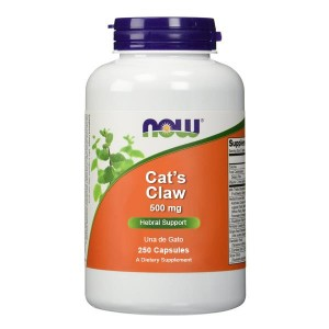 CAT'S CLAW - Koci Pazur 250kaps/500mg - suplement diety