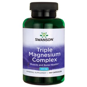 Triple Magnesium Complex 100kaps/400mg - suplement diety