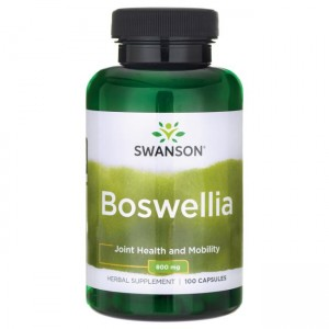 BOSWELLIA 400mg/100kaps - suplement diety