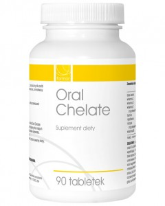 ORAL CHELATE Formor - suplement diety