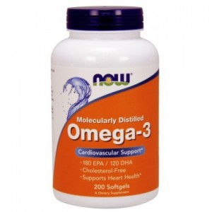 OMEGA 3 100kaps. suplement diety