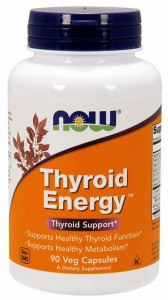 Thyroid Energy 90 kaps. - suplement diety