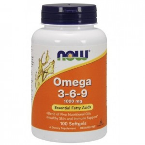 OMEGA 369 - 100kaps. suplement diety
