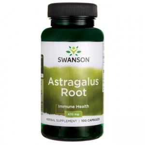 ASTRAGALUS - 100 kaps. 470mg - suplement diety
