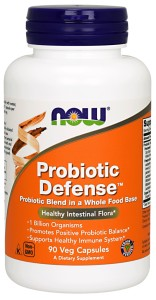 Probiotic defense 90kaps - suplement diety