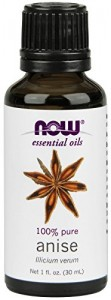 Anise Oil 30 ML OLEJEK ANYŻOWY Now Foods